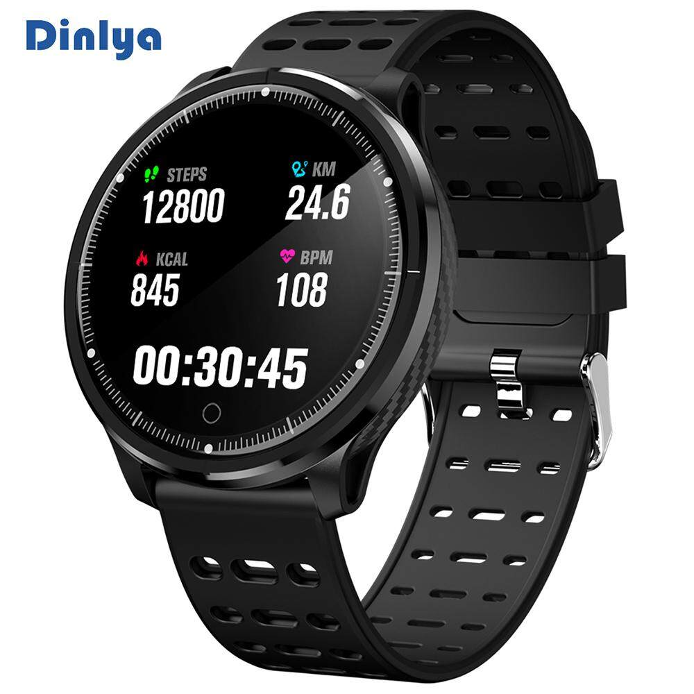 d26c130c7 NEW 2019 P71 Smart watch Men Women Heart-Rate Blood-Pressure Monitor Sport  Activity