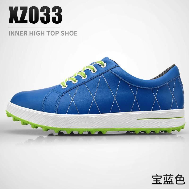 Model Baru PGM GOLF Sepatu bola Model Wanita Sangat Ringan Lembut sepatu  olahraga Tahan Air tanpa 5236794b20