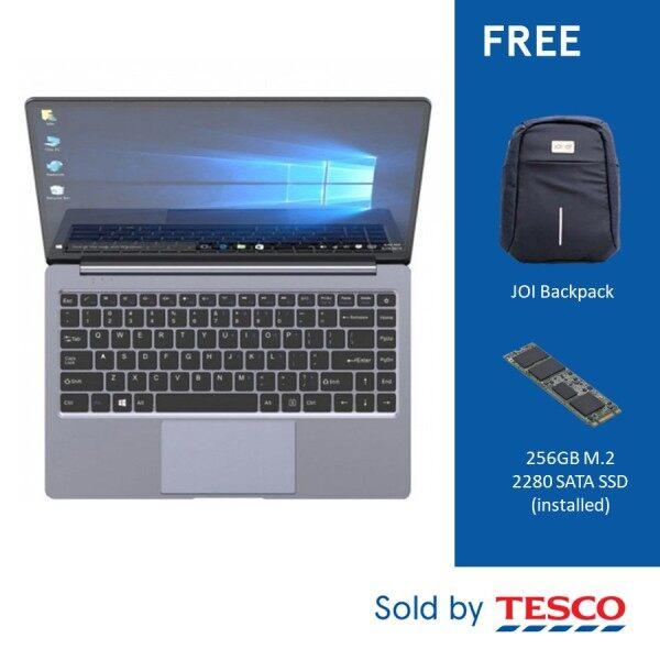 """JOI Book 155 Pro 14"""" FHD (N4120/4GB/64GB/W10Pro) + Free 256GB SSD + JOI Backpack Malaysia"""