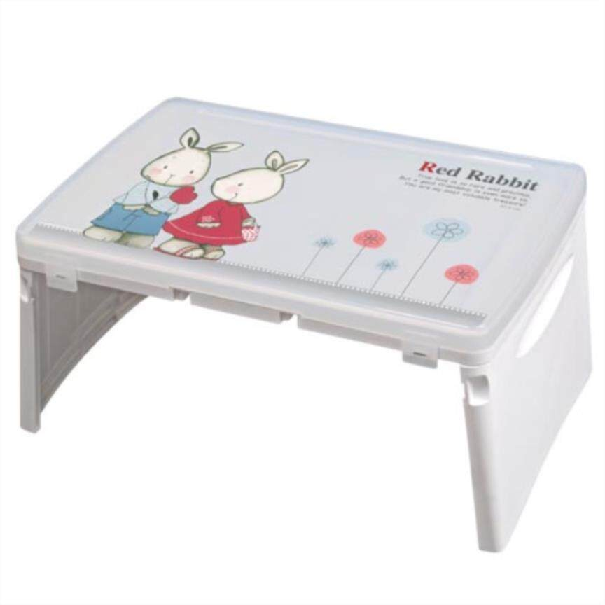 Folding Study Desk Writing Desk Folding Computer Desk Bed. Baby Learning Children Writing Desk