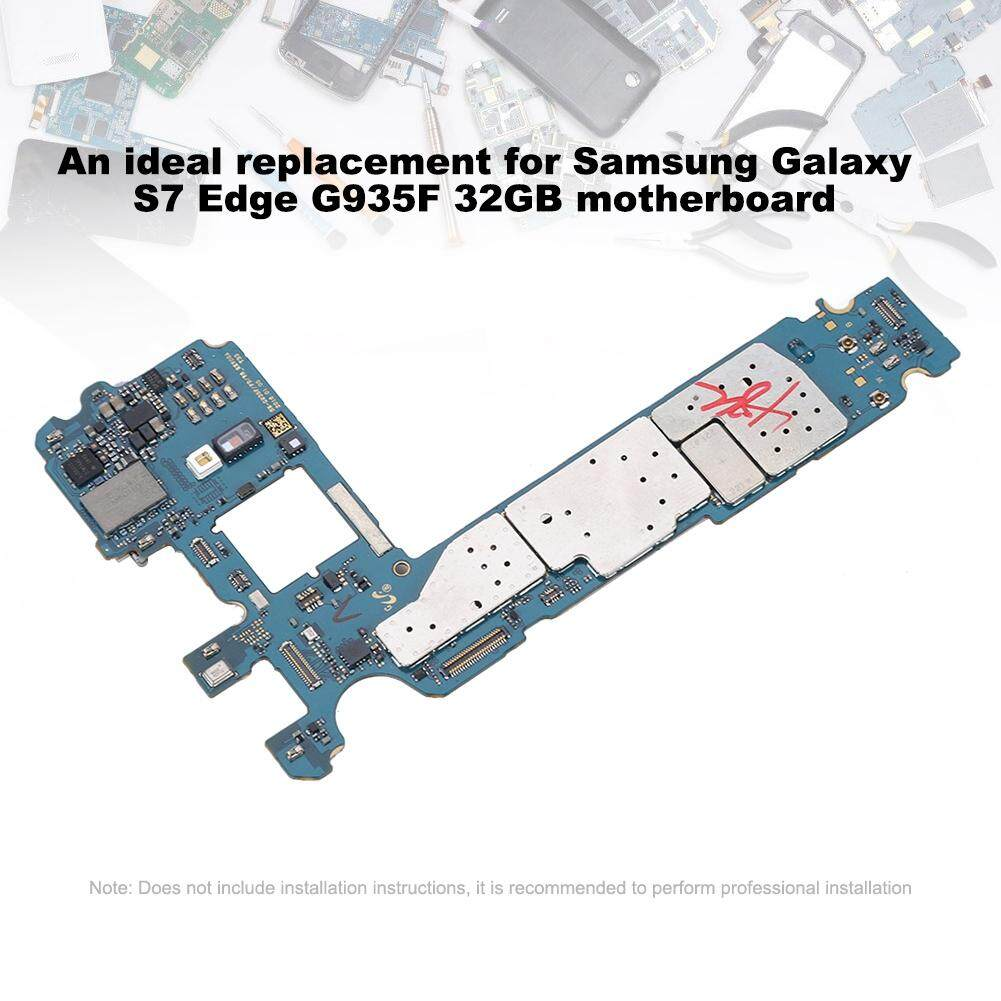 Justgogo For Samsung Galaxy S7 G930F 32GB Replacement Mainboard Motherboard Unlocked
