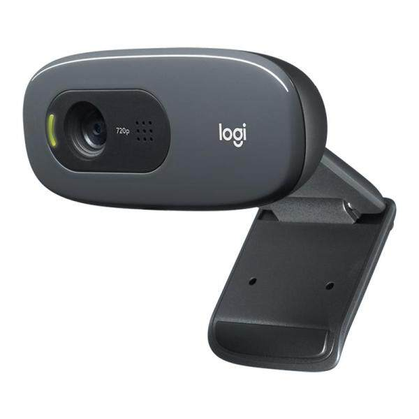 Logitech C270 HD Web Camera Meets Every Need for HD 720p Video Calls