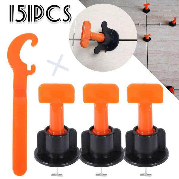 Simplify The Work Phase Multi-purpose Use Powerful Tools High Quality And Reusability High Efficiency Tile Leveling System Tile Spacer Wall Leveler Wedges Spacers Flooring Wall Tile Carrelage Leveling
