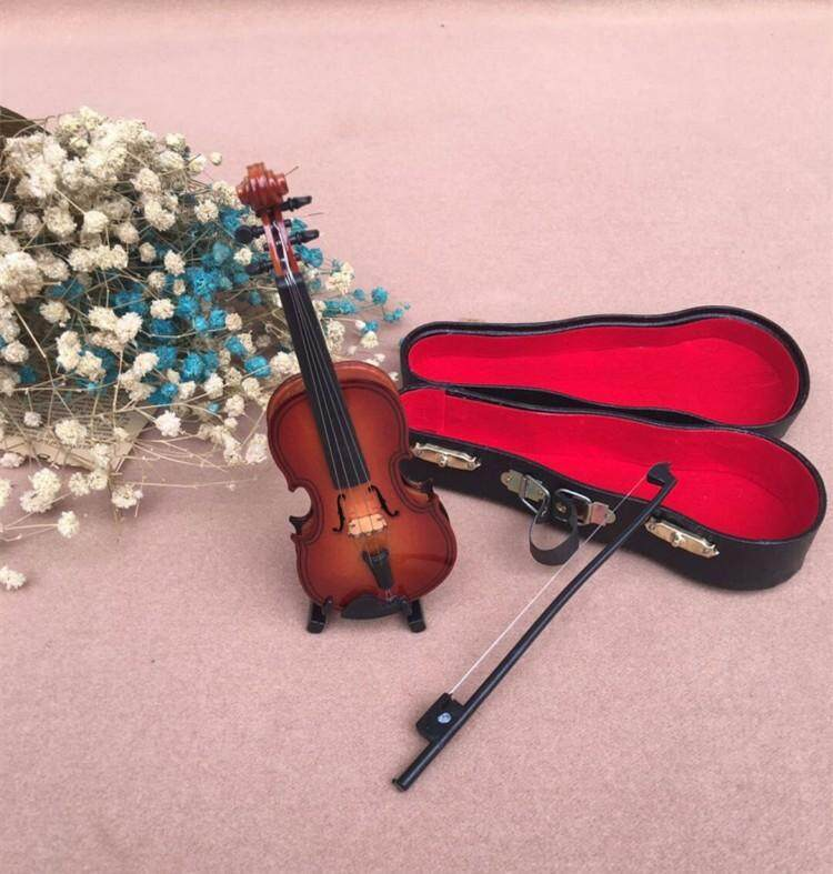 Newborns Photo Taking Photographic Prop Creative Violin Guitar Baby's First Month Mini Musical Instruments Auxiliary Photographic Prop Decoration