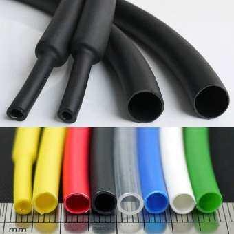 3.2mm Adhesive Lined 3:1 Heat Shrink Tubing Waterproof Insulation Sleeving-2Meters-