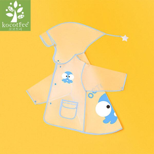 Giá bán Kocotree Áo Mưa Trong Suốt Nhẹ Dễ Thương Dành Cho Trẻ Em Áo Ponsô Hoạt Hình Dễ Thương Cho Bé Trai Và Bé Gái