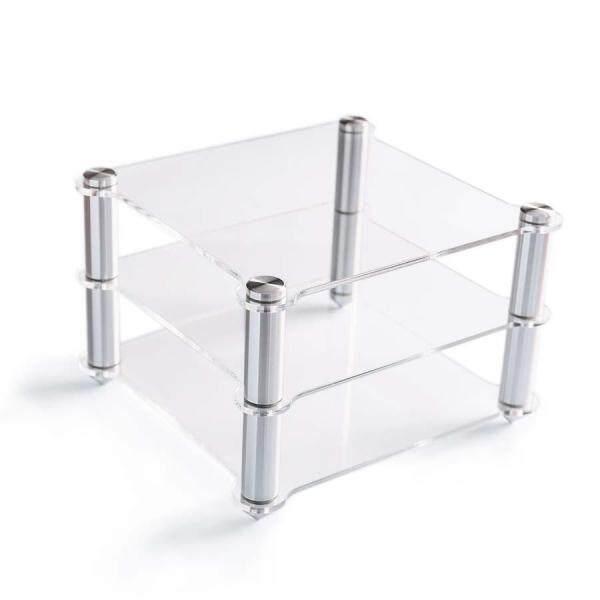 HIFI KGU12 Exquisite acrylic frame HIFI amplifier amp decoder frame rack transparent equipment