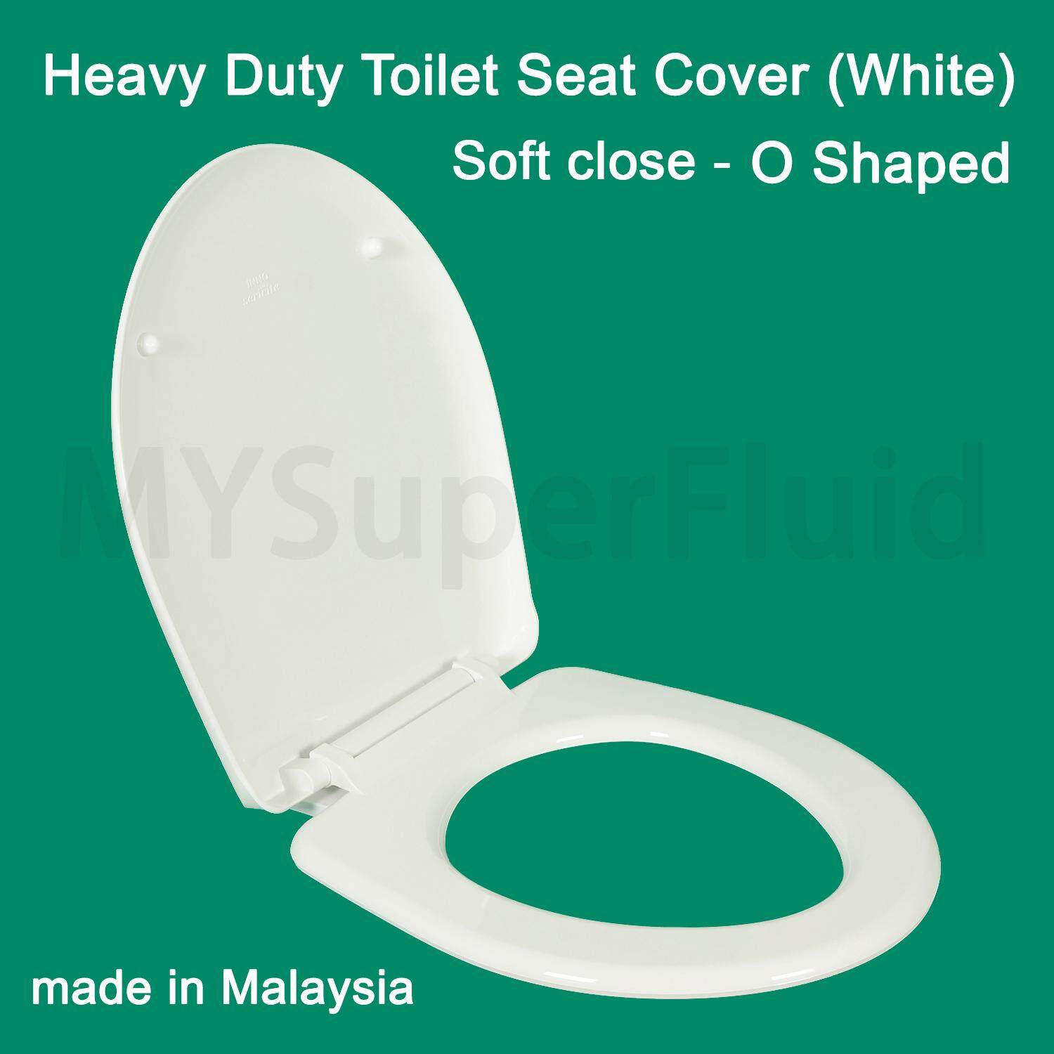 Awesome Heavy Duty Soft Close Toilet Seat Cover O Shaped Gmtry Best Dining Table And Chair Ideas Images Gmtryco