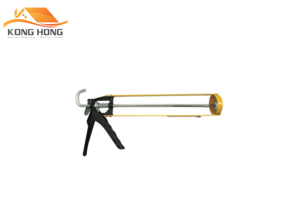 KONG HONG CAULKING GUN FOR PRESSING INJECT SILICONE SEALANT (READY STOCK)  - TRUSS SYSTEM, CONSTRUCTION, METAL ROOFING, HOUSE, BUILDING, CONTRACTOR, STRUCTURAL