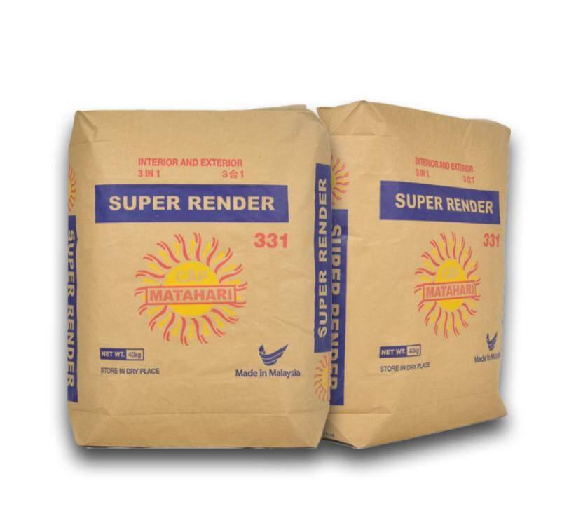 Duracem Super Render 3 in 1  (40kg)