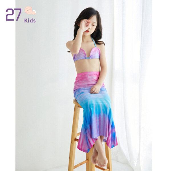 Nơi bán 27 Đồ Bơi Trẻ Em Bé Gái, Đồ Bơi Xẻ Đuôi Nàng Tiên Cá Đi Bộ Cho Trẻ Sơ Sinh Bộ Bikini Đi Biển