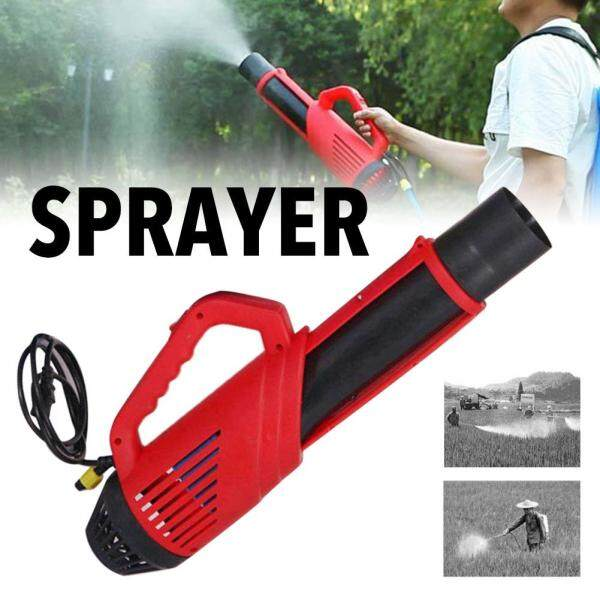Remote Control Agricultural Sprayer 12V 80W Electric Portable Blower Atomizer Machine For Public Places Disinfection