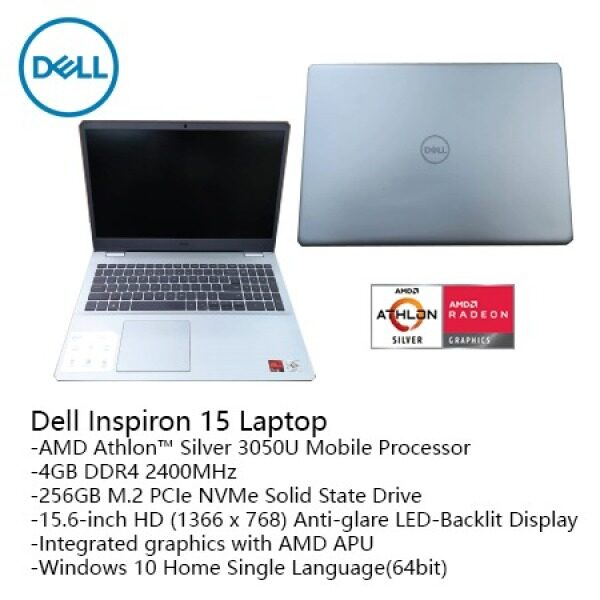 Dell Inspiron 15 3000 Laptop Malaysia