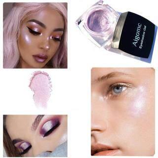 Lion 6 Perona Pipi Kilap Warna Make Up Concealer Shimmer Wajah Eyeshadow Berkilau Stabilo thumbnail