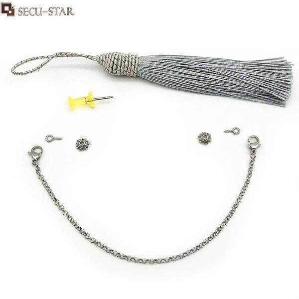 SECU-STAR Kalimba 17 Keys Thumb Piano /Kalimba Tremolo Chain Musical Instrument Accessories Malaysia