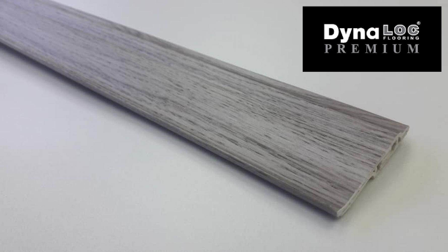 Flooring PVC Wall Skirting 70mm - Grey ( PSK70-1007 )