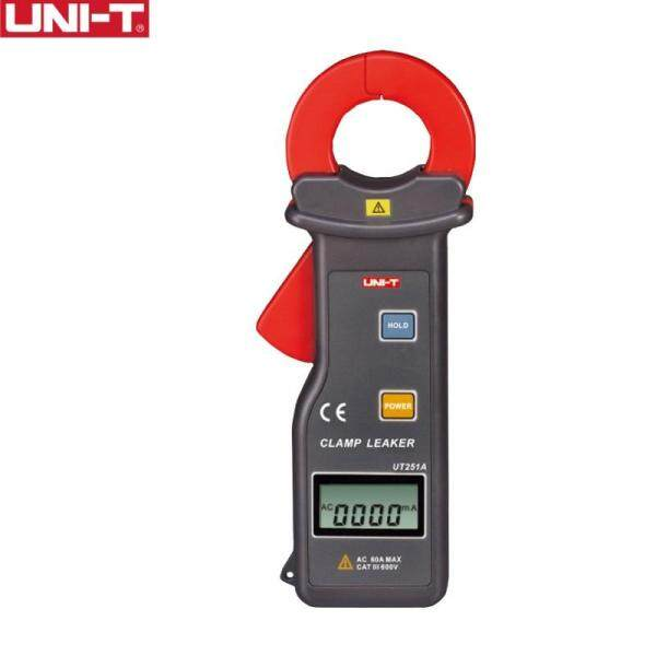 UNI-T UT251A High Sensitivity Leakage Current Clamp Meters Auto Range Current Teaters LCD Display
