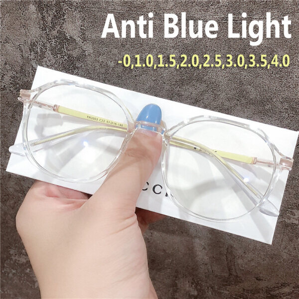 Giá bán Kính chống ánh sáng xanh gọng tròn dành cho cả nam và nữ