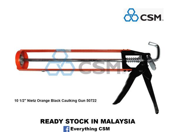 [CSM] 10 1/2″ Nietz Orange Black Caulking Gun 54250722