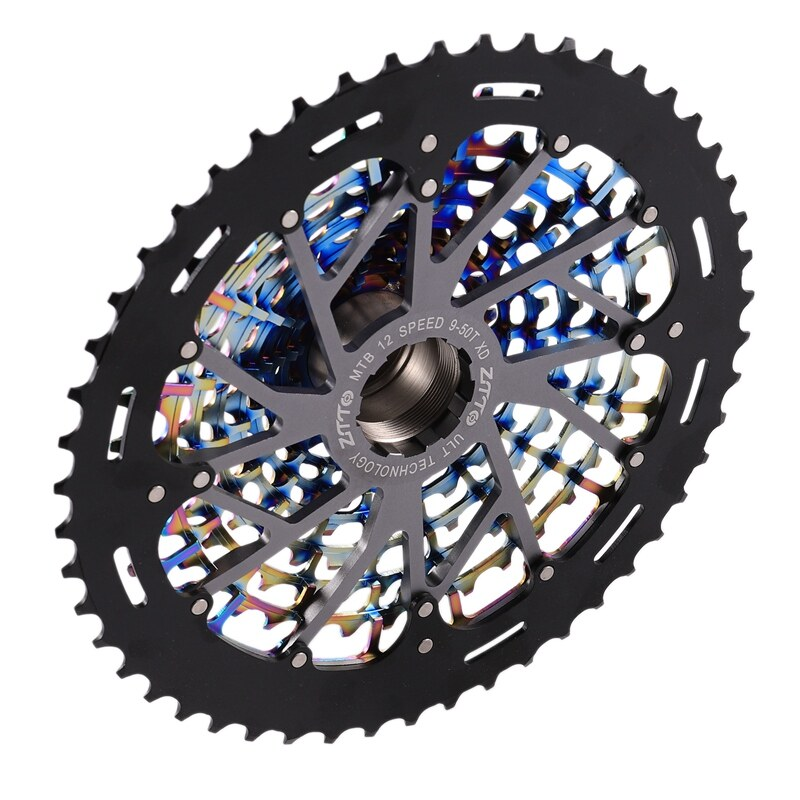 ZTTO Cassette Disc Bike 1pc Bicycle Freewheel XD Sports Cycling 12 Speed 9-50T