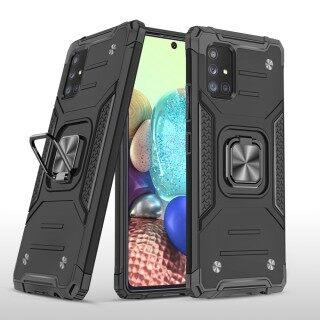 Ốp Điện Thoại Cho Samsung Galaxy A51 5G A71 5G A90 5G M21 M30S M31 M31S M51 Vòng Đứng Vỏ Ốp Lưng Điện Thoại Bảo Vệ Chống Sốc thumbnail
