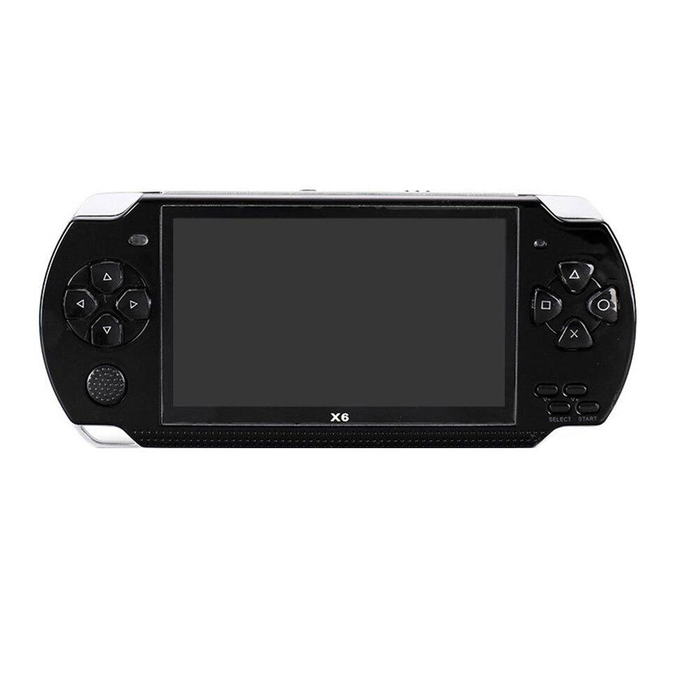 Bgd Uniscom T893 4g 4.3  High-Definition Touch Screen Psp Game Console.