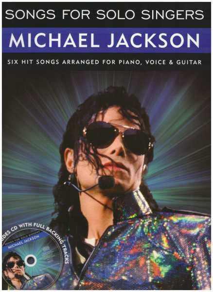 Songs For Solo Singers Michael Jackson  / PVG Book / Piano Book / Pop Song Book / Vocal Book / Voice Book / Guitar Book / Gitar Book Malaysia