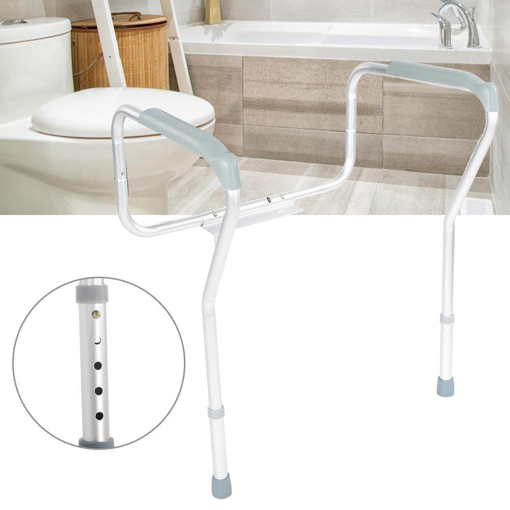Sweetbaby Anti-slip Bathroom Toilet Safety Rail Elderly Disabled Mobility Support Toilet Frame Adjustable