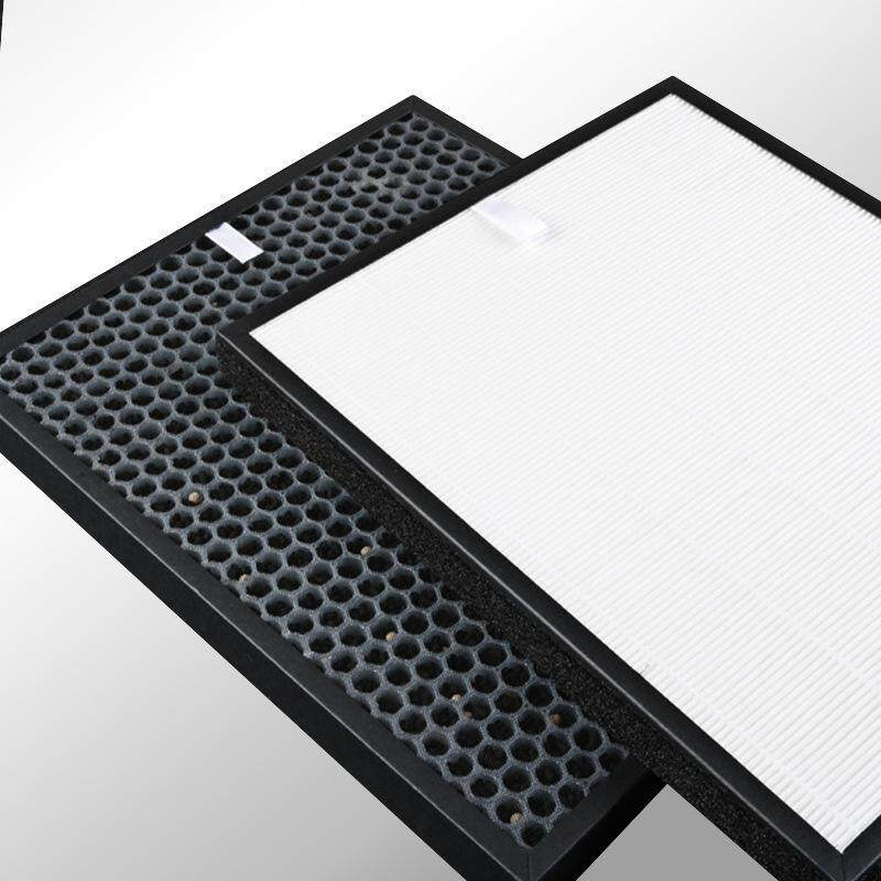 FU-888SV HEPA and Actived Carbon Filter For Sharp FU-P60S FU-888SV FU-4031NAS FU-P40S Air Purifier Parts Singapore