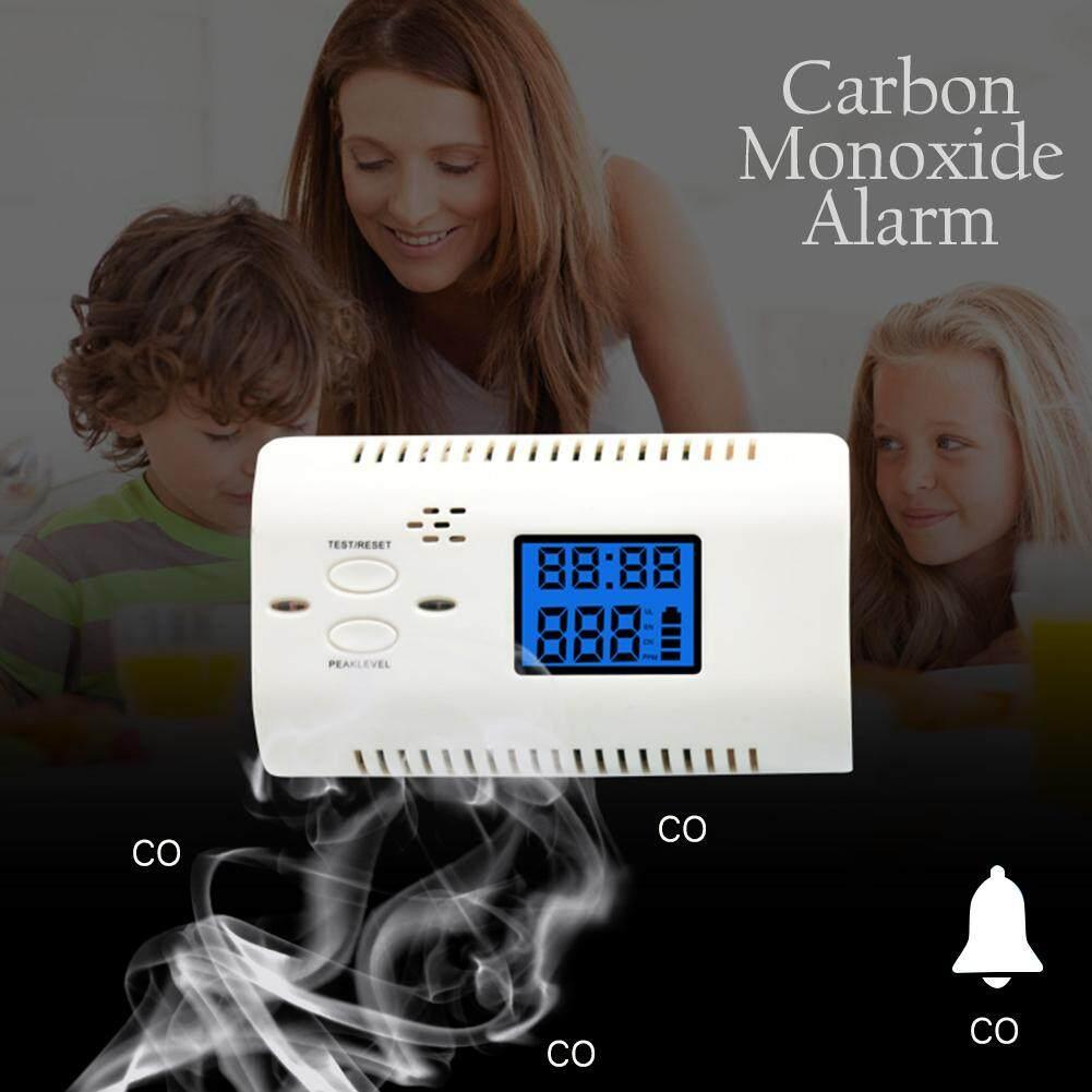 Home intelligent voice alarm carbon monoxide detection alarm