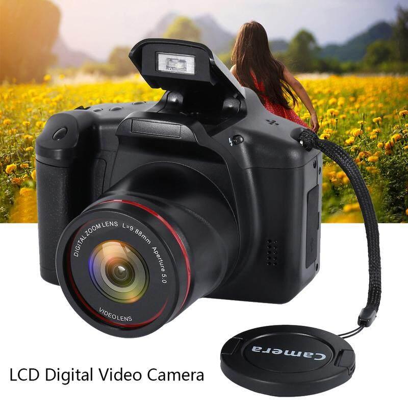 Máy Ảnh SLR Nhỏ Dễ Mang Theo 2.4 Inch TFT LCD 16x Zoom SLR Máy Ảnh Kỹ Thuật Số, Chụp Chuyển Động Chống Rung HD 1080P