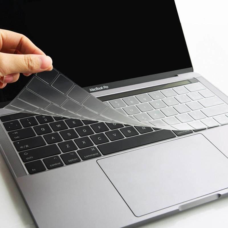 2018 2019 MacBook Pro 13 15 Touch Bar A2159 A1707 A1989  A1706 A1989 Transparent keyboard skin