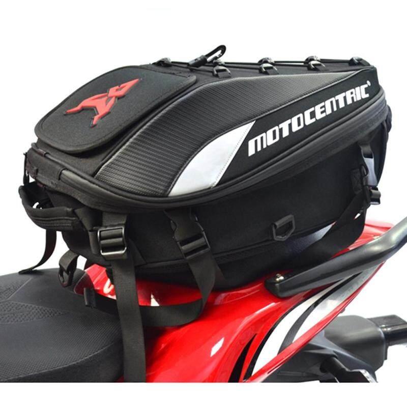Túi Đựng Mũ Bảo Hiểm Ghế Sau Xe Máy MOTOCENTRIC Túi Hiệp Sĩ Túi Sau Đuôi Xe Ba Lô Túi Chống Nước Túi Xách
