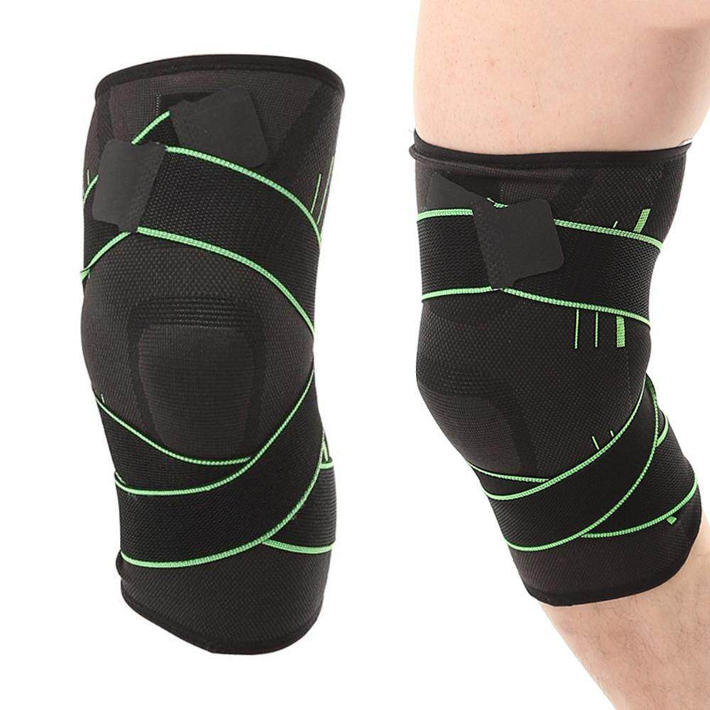 b24b47c01d untiemall Sports Knee Compression Brace/Sleeve/Support for  Running/Basketball/Athletic/