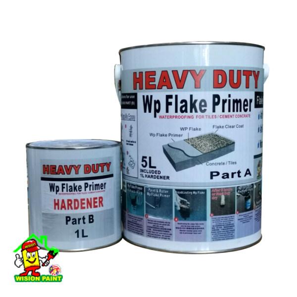 5L WP FLAKE PRIMER EPOXY INCLUDED 1L HARDENER FOR FLAKE PRIMER BASED COAT