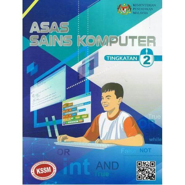 Buku Teks Tingkatan 2 Asas Sains Komputer