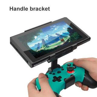 Chuyển Đổi Điều Khiển, Tay Cầm Chơi Game Không Dây Rung Somatosensory Tay Cầm Điều Khiển Chơi Game Cho Nintendo Switch Pro Host Bộ Điều Khiển Bluetooth thumbnail