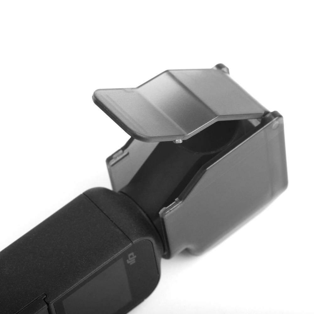 Burstore 1 CHIẾC Gimbal Tấm Bảo Vệ DJI OSMO Bỏ Túi Gimbal Camera Ống Kính Nắp cho DJI OSMO Bỏ Túi Phụ Kiện