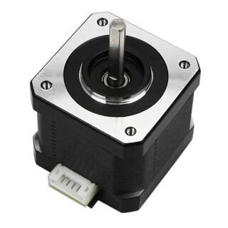 3D Printer Motors, Nema 17 Stepper Motor,40Mm High Torque Bipolar Dc Step Motor Kit, 0.46Nm Low Noise 42 2-Phrase Universal Electric Motor Dc Motor For 3D Printer Engraving thumbnail