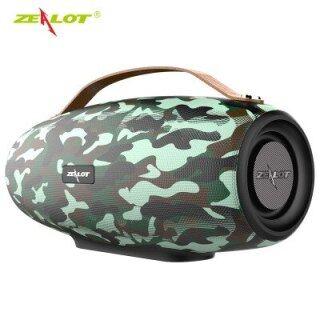 Loa Bluetooth Di Động ZEALOT S27, Loa Siêu Trầm 38W Di Động Ngoài Trời Không Dây thumbnail