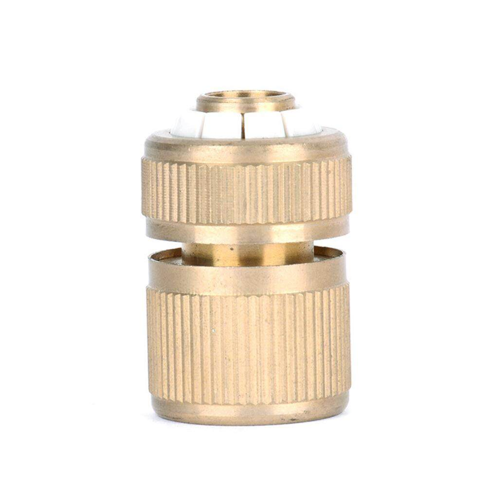 For 1/2 Inch Water Pipes Solid Brass Home Pressure Adapter Durable Tap Connector By Sunrise21