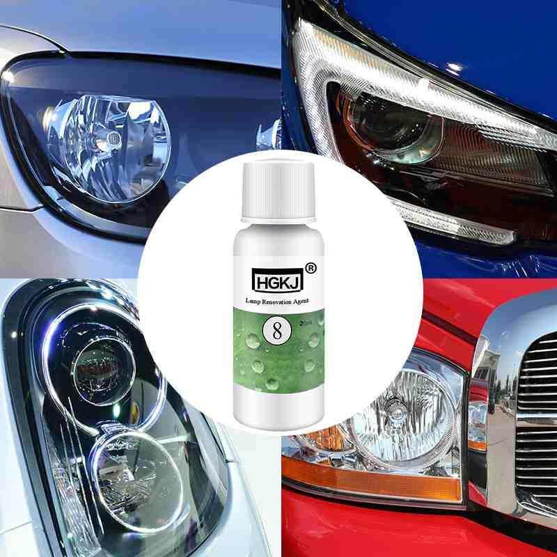 Zoahu 2019 Car Headlight Restoration Kit Auto Headlight Renovation Repair Agent Scratches Lamp Renovation Agent Polishing Car Care By Zoahu.