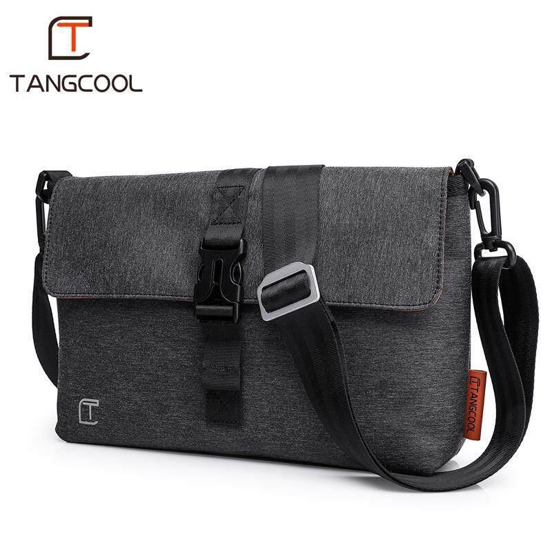 Tangcool Waterproof Men Crossbody Bag Double-faced Messenger Bag Shoulder  Bag aa449bef2d9cf