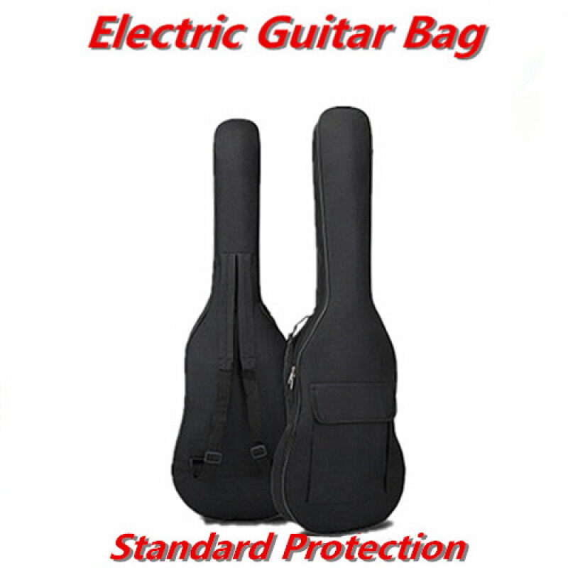 Electric Guitar Padded Gig Bag 5MM Sponge Extra Protection Soft Case Malaysia