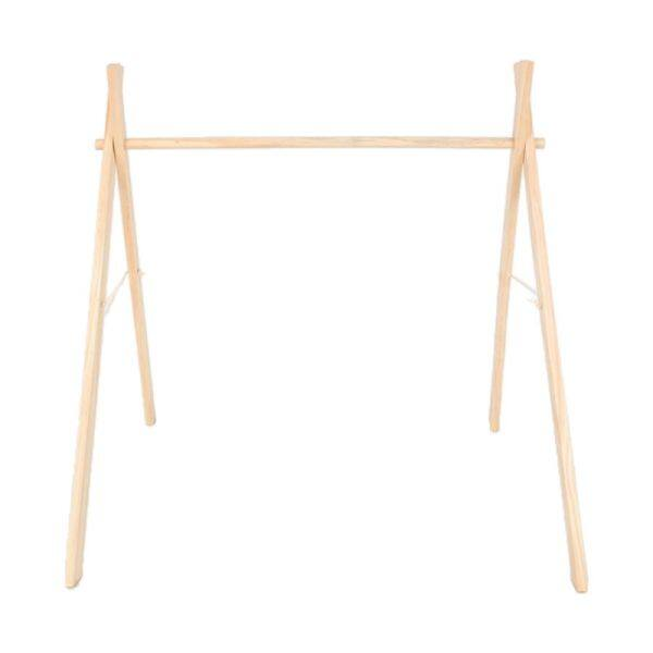 Nordic Simple Wooden Fitness Rack Children Room Decorations Baby Play Gym Activity Pendants Hanging Bar Newborn Gifts Singapore