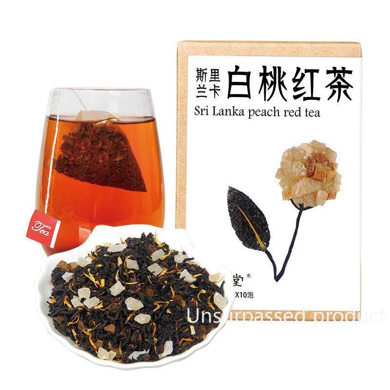 White Peach Black Tea (35g)