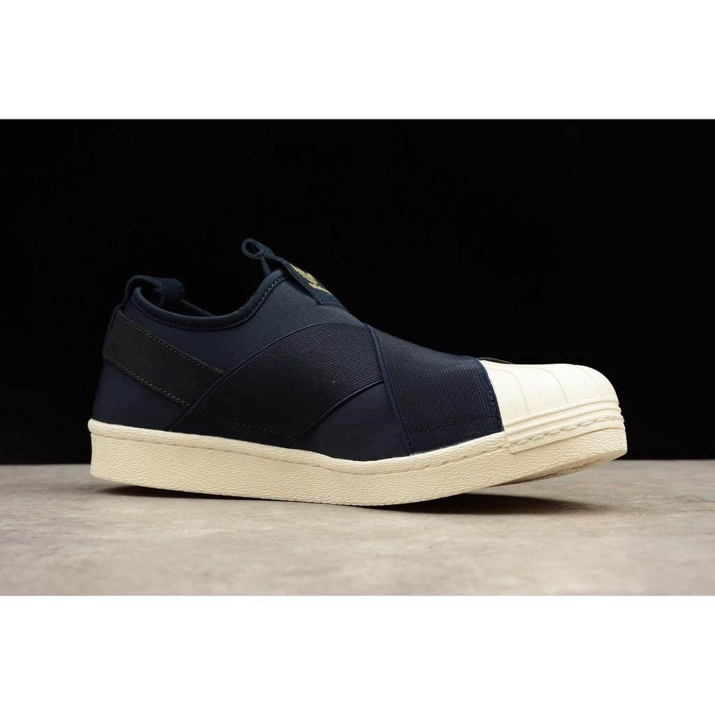 SLK_Original_★_ADIDAS_Original_SUPERSTAR_SLIP_ON_Y3_men/women_shoes36-44_black