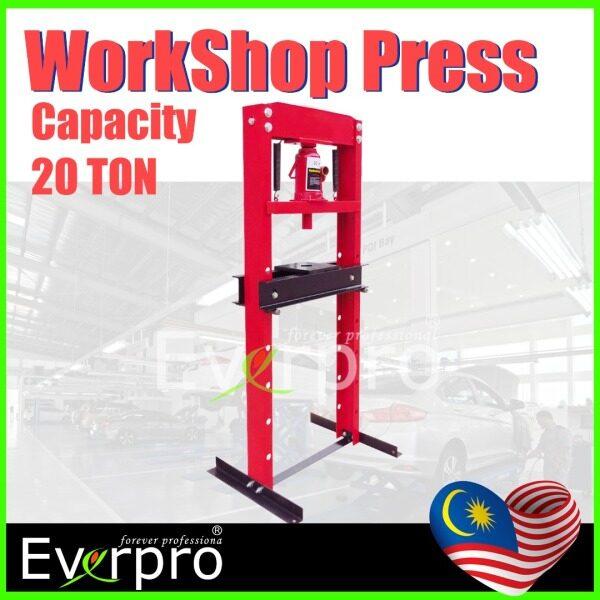 Hydraulic Workshop Press 20 Ton