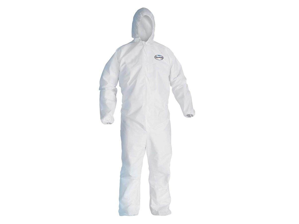 Size-XXL A40 KleenGuard Protective Coverall