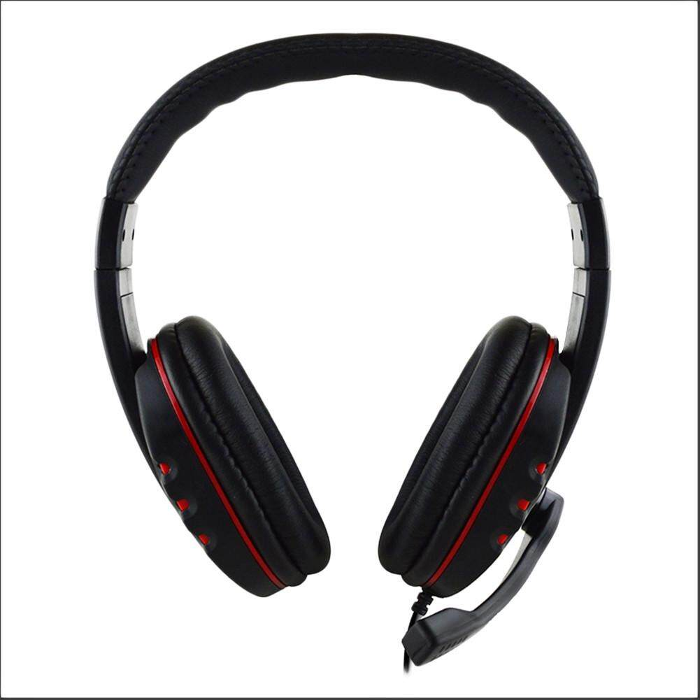 Comfortable Wired Stereo Headset Headphone With Good Sound Quality & Stability For Ps4 By Baoxuhouse